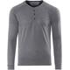 Bergans Ryvingen Langærmet T-shirt Herrer grå